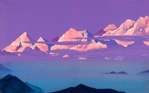 Himilayas - Nicholas Roerich