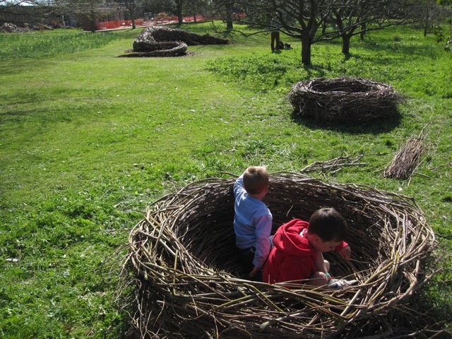 Ecological natural playgrounds tad montgomery associates - Natural playgrounds for children ...
