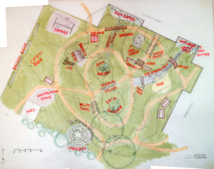 Hilltop Montessori Playground Design